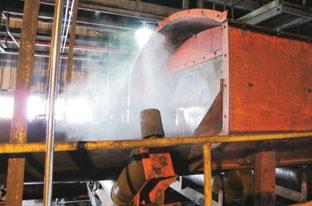 SS-II型超細噴霧抑塵系統